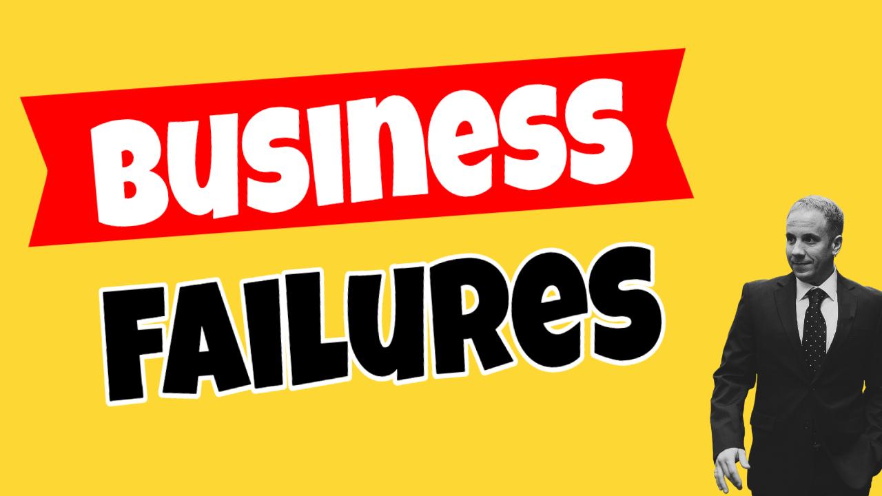 Business Failure Stories